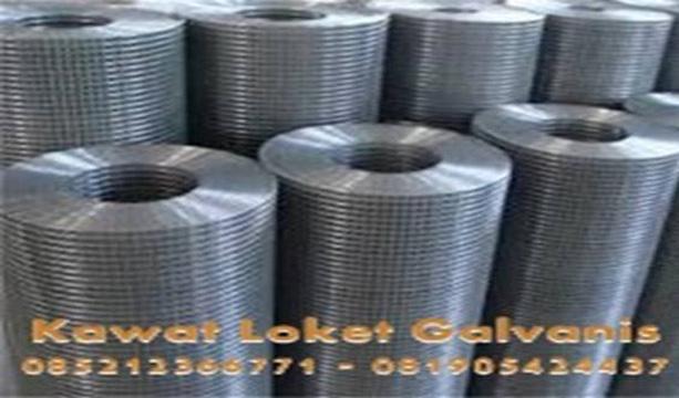 kawat Loket Galvanis 1
